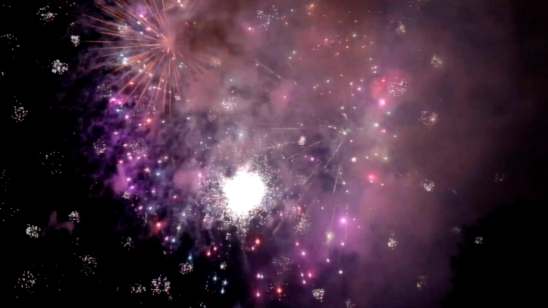 FFJ 打ち上げられる花火は約6,000発